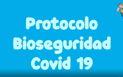 Video de Protocolo Bioseguridad Covid 19